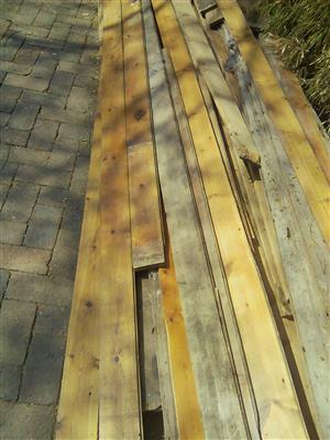 150mm reclaimed Oregon pine flooring for sale