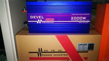 Devel Inverter (2000W) For Sale