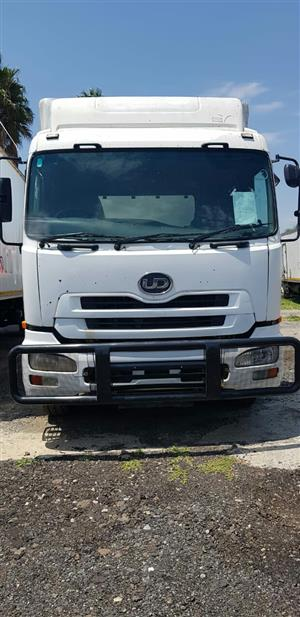 2010 Nissan UD460 Water tanker, 16000litres truck for sale