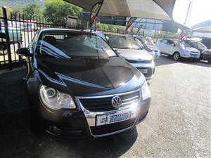 2008 VW EOS Eos 2.0TSI Sportline
