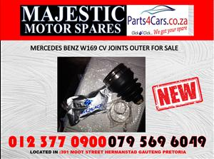 Mercedes benz w169 cv joints for sale new spares