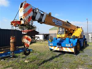 Tadano TR-160M-2-00101, 16 Ton Crane