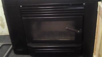 Built In Fireplace Close Combustion Masport 13Kw