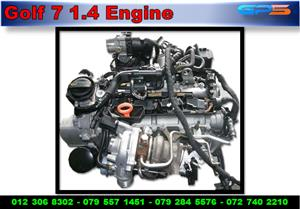 VW Golf 7 1.4 Used Engine for Sale