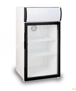 Upright Display Coolers 50lt / 80lt New