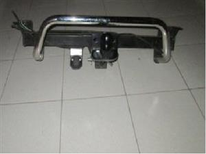 HYUNDAI IX-35 BULL-BAR AND BACK TOW-BAR AND KIA SPORTAGE BULL-BAR