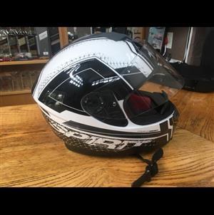 Bike Helmet , Ladies Leather Jacket and Gloves