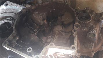 Mazda B3 gearbox