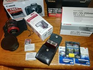 Canon Super Camera Kit