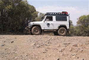 1999 Land Rover Defender 90