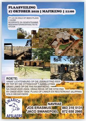 Farm Auction,North West Province