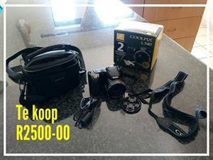 Nikon Camera te koop