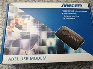 Mecer AUS18CX-A ADSL USB modem - compact - unused in box