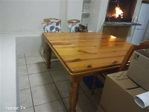 Dining room table 8 seater for sale
