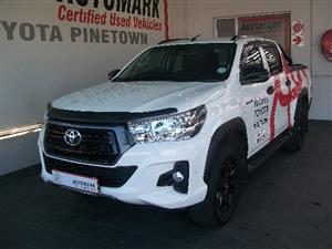 2019 Toyota Hilux 2.4GD 6 double cab 4x4 SRX