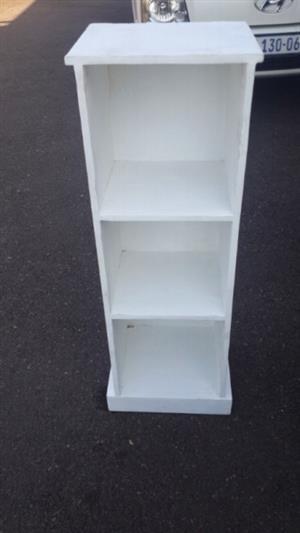 White painted Shelf