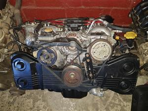 Subaru Forester XT 2.0 turbo engine for sale.