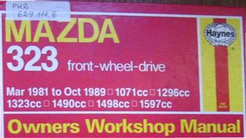 1981 Mazda 323