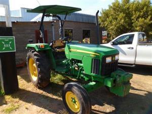 John Deere Turbo, Sync Shuttle, 5303 Tractor