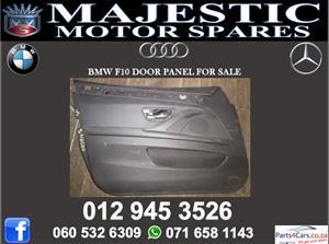 Bmw F10 door panels for sale