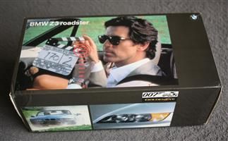 James Bond 1-18 Scale BMW Z3 (Goldeneye)
