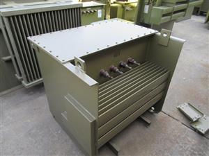 GEC 200kVA, 11 000v Hv, 400v Lv Transformer - ON AUCTTION