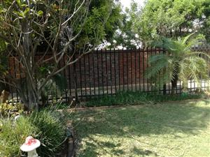 Daspoort 3 bedroom house with a flat for sale