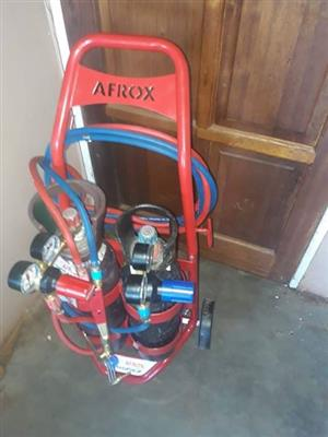 Brand new Afrox Portapak never been used