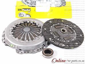 Peugeot 207 1.6 07-12 5FS [EP6C] 5FW 16V 88KW 200mm 18 Spline Clutch Kit
