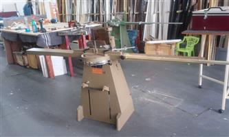 Framing Equipment to start your own framing business