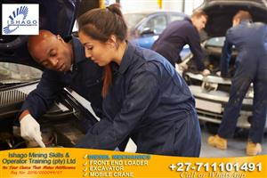 diesel mechanics training center in rustenburg/klerksdorp whatsap/call +27815568232