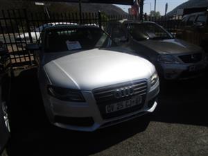 2012 Audi A4 2.0TDI