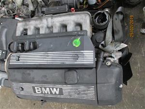 BMW 323i E46 engine for sale