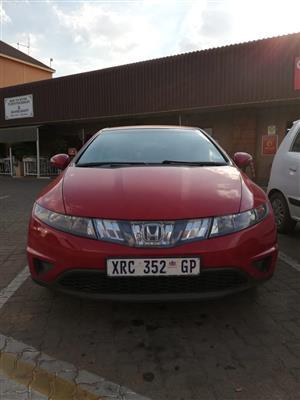 2009 Honda Civic sedan 1.8 EXi