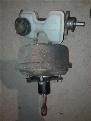 Fiat uno 1.1 brake booster