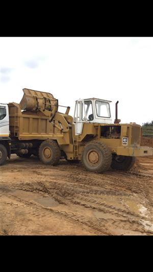 Caterpillar 930 front end loader