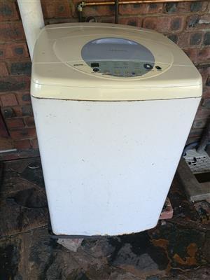 Samsung washing machine for sale R180