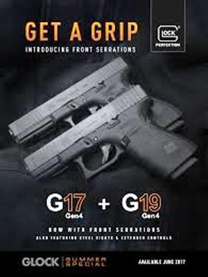 Glock 17 Gen 4 FS 9mm Parabellum Pistol for Sale. Brand New!!!