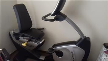 Recumbent Exercise Bike - Home or Commercial use (Heavy Duty) - Urgent Sale