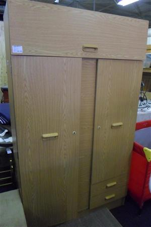 Wooden Cupboard - B0