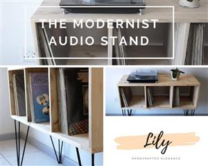 The Modernist Audio Stand