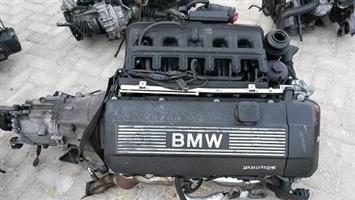 BMW E36/E46 6 CYLINDER 24V, BMW M52B25 Double Vanos