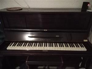 Carol Otto Berlin piano