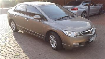 2009 Honda Civic sedan 1.8 VXi