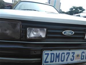 1989 Ford Cortina
