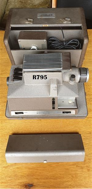 Bell and Howell TDC Robomatic with Automatic Timer