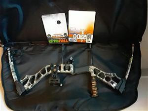 Riot Mission by Matthews LH 70 Lbs Bow
