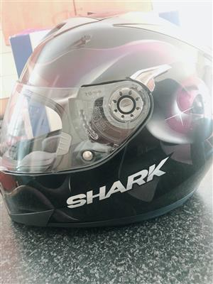 Shark Motorcycle Helmet for Sale
