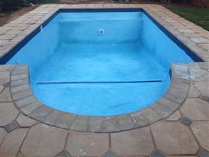 Swimming pool and repair