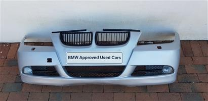 BMW E90 Exclusive Front Bumper